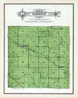 Washington Township, Loring, Farrar, Skunk River, Polk County 1914
